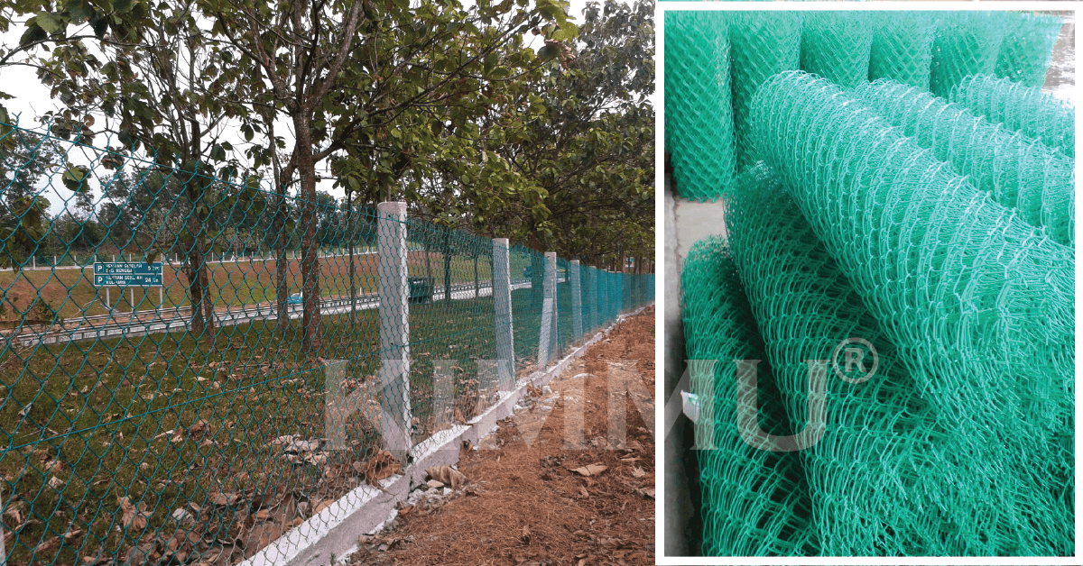 Chain Link Fencing « KIMMU